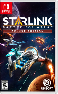 Starlink: Battle for Atlas Deluxe Edition - Nintendo Switch Price Tracking 1