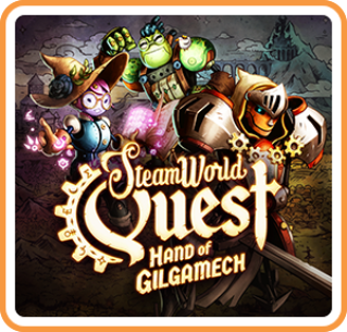 SteamWorld Quest: Hand of Gilgamech – Nintendo Switch Price Tracking 1