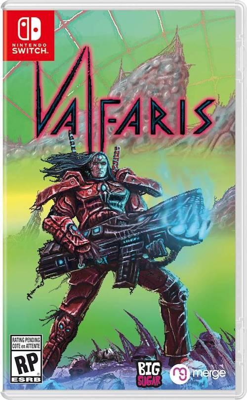 Valfaris – Nintendo Switch Price Tracking 1