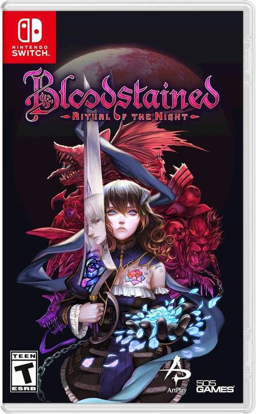 Bloodstained: Ritual of the Night – Nintendo Switch Price Tracking 1