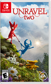 Unravel Two – Nintendo Switch Price Tracking 1