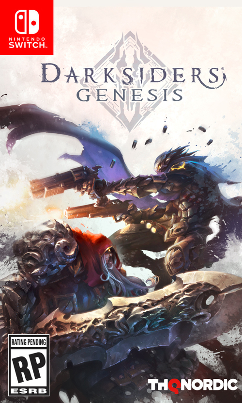 Darksiders Genesis – Nintendo Switch Price Tracking 1