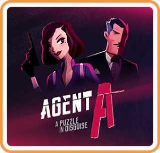 Agent A: A puzzle in disguise - Nintendo Switch Price Tracking 1