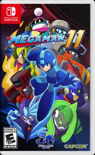 Mega Man 11 – Nintendo Switch Price Tracking 1