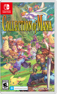 Collection of Mana - Nintendo Switch Price Tracking 1