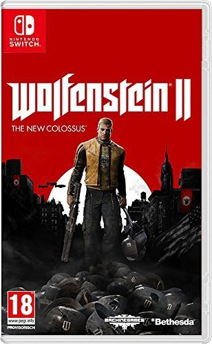 Wolfenstein II: The New Colossus – Nintendo Switch Price Tracking 1