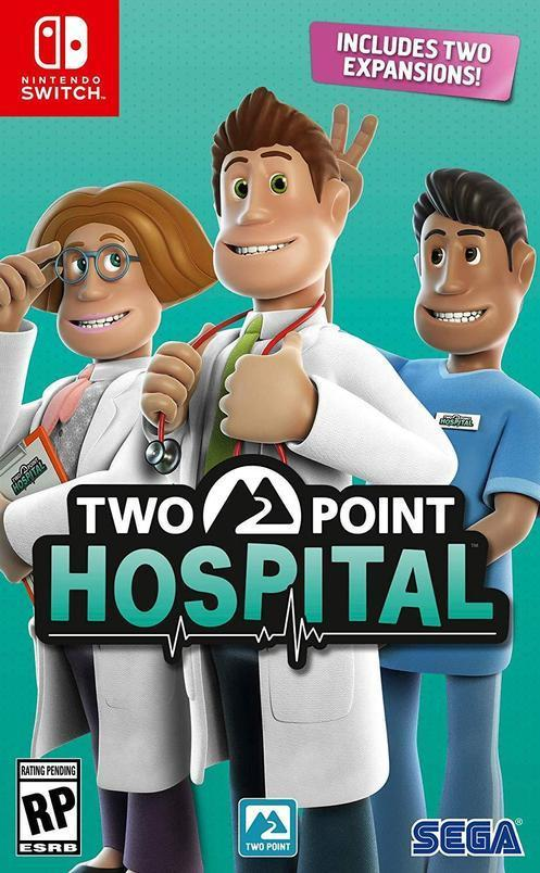 Two Point Hospital – Nintendo Switch Price Tracking 1