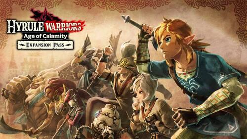 Hyrule Warriors Age Of Calamity Deku Deals