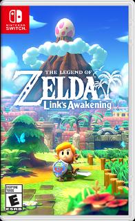 The Legend of Zelda: Link's Awakening – Nintendo Switch Price Tracking 1