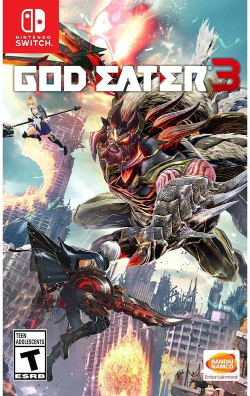 GOD EATER 3 - Nintendo Switch Price Tracking 1