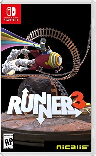 Runner3 - Nintendo Switch Price Tracking 1