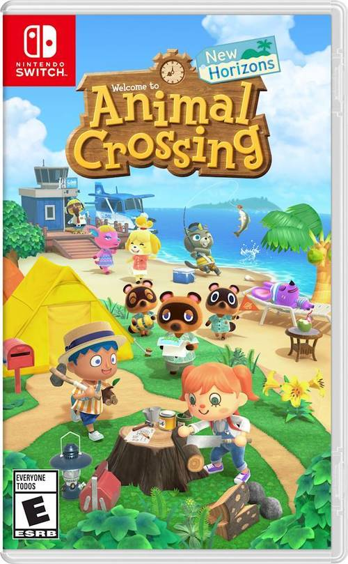 Animal Crossing: New Horizons – Nintendo Switch Price Tracking 1