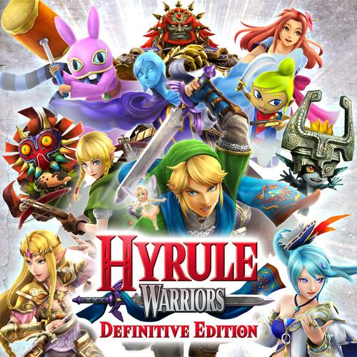 Hyrule Warriors Definitive Edition Deku Deals